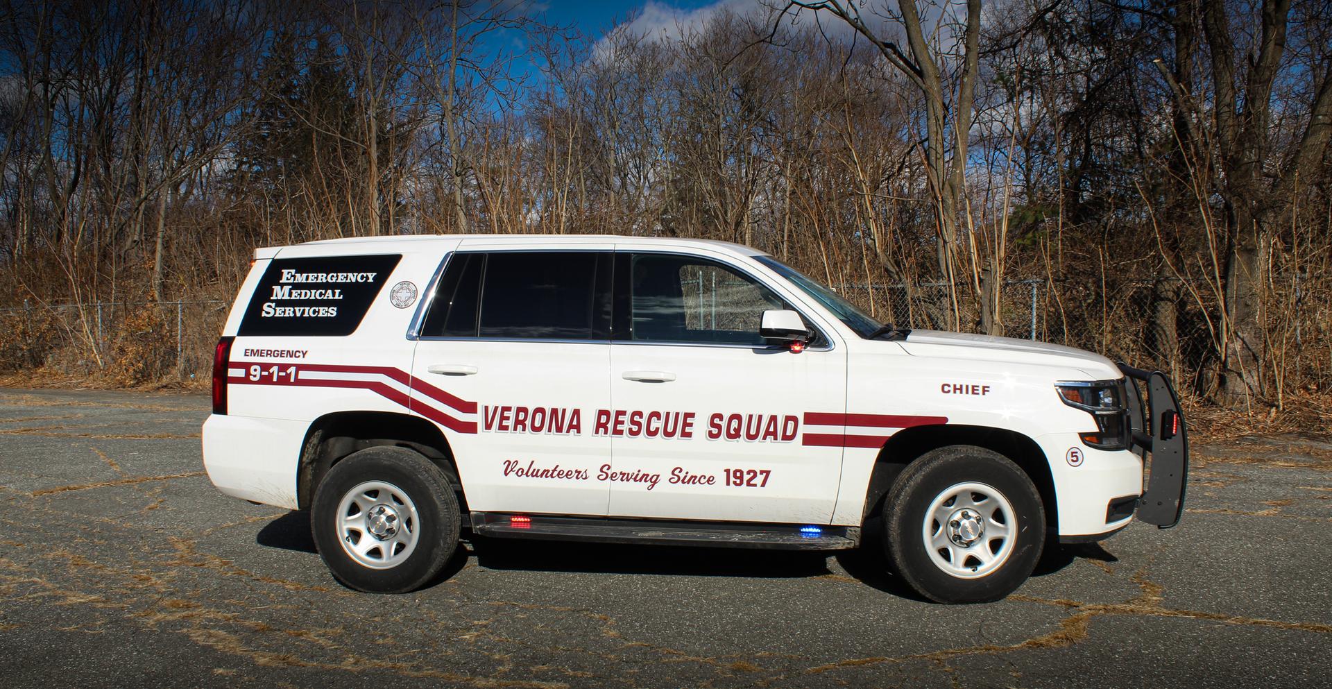 Verona Rescue Squad