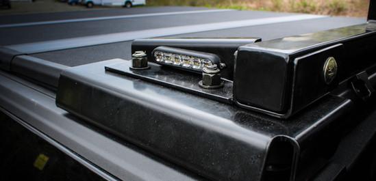Pickup Police Vehicle