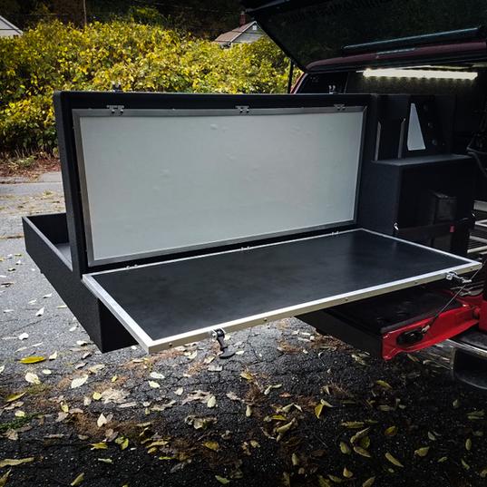 Slide Out Cabinet