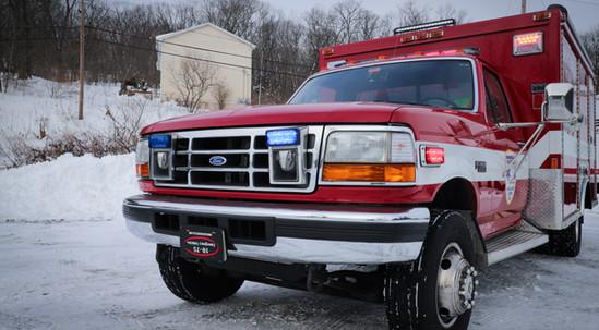 Bergenfield Vol. Ambulance