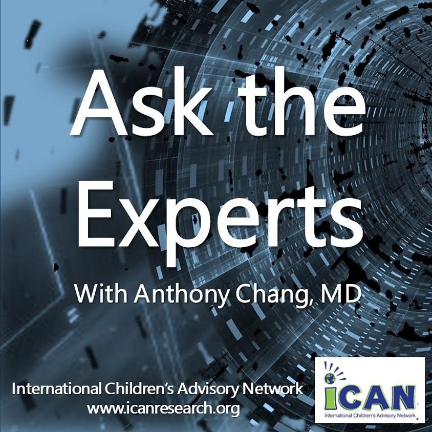 Ask the Experts - Session 3:  Children's of Orange County (CHOC) MI3 Interns