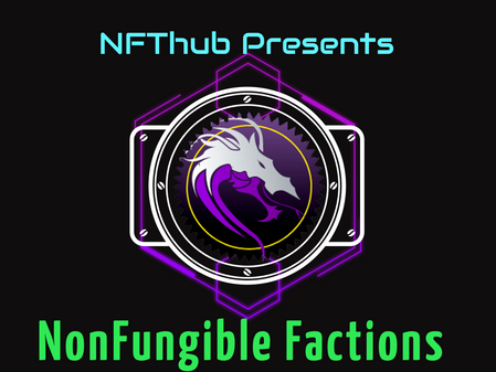 NonFungible Factions