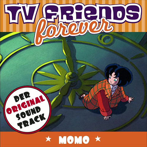 tvff002 Momo - Original Soundtrack