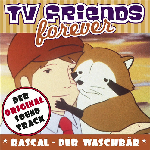 tvff022 Rascal - Original Soundtrack