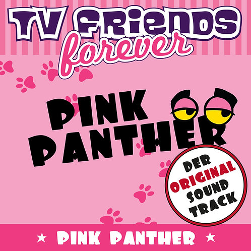 tvff028 Pink Panther - Original Soundtrack