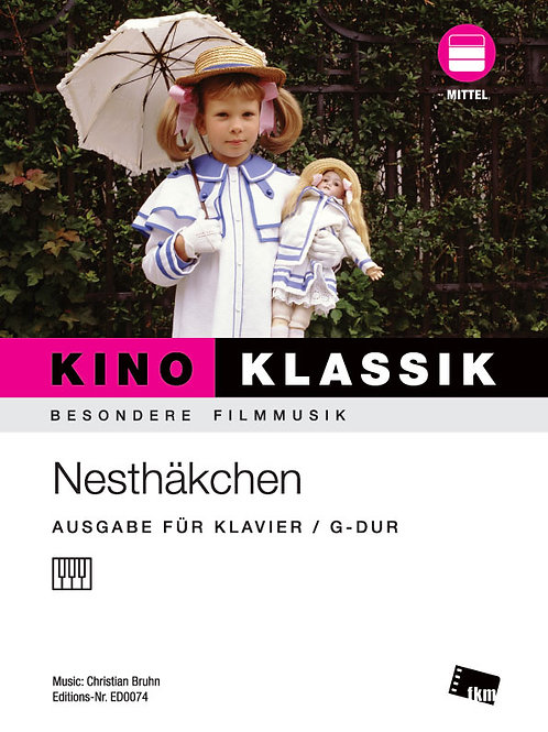 Nesthäkchen - Sheet Music - Piano