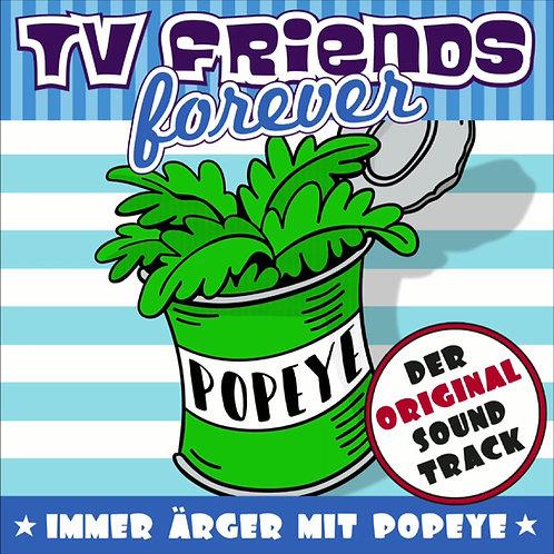tvff030 Always trouble around Popeye - Original Soundtrack