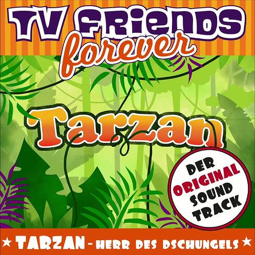 tvff025 Tarzan, Lord of the Jungle - Original Soundtrack