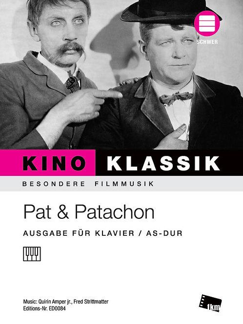Pat and Patachon - Sheet Music - Piano
