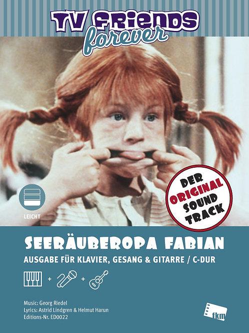 Seeräuberopa Fabian - Sheet Music - Piano, Vocal, Guitar - C Major