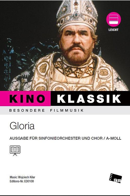 König der letzten Tage - Gloria - Noten - Ensemble