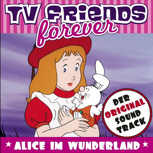 tvff016 Alice in Wonderland - Original Soundtrack