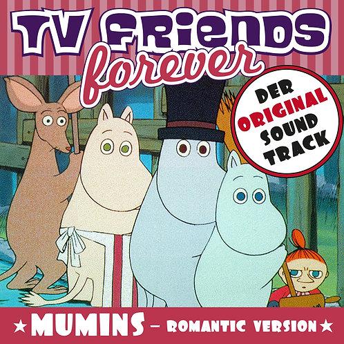 tvff019 The Mumins (Romantic Version) - Original Soundtrack