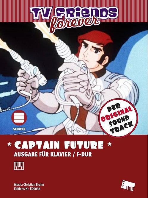 Captain Future - Sheet Music - Piano