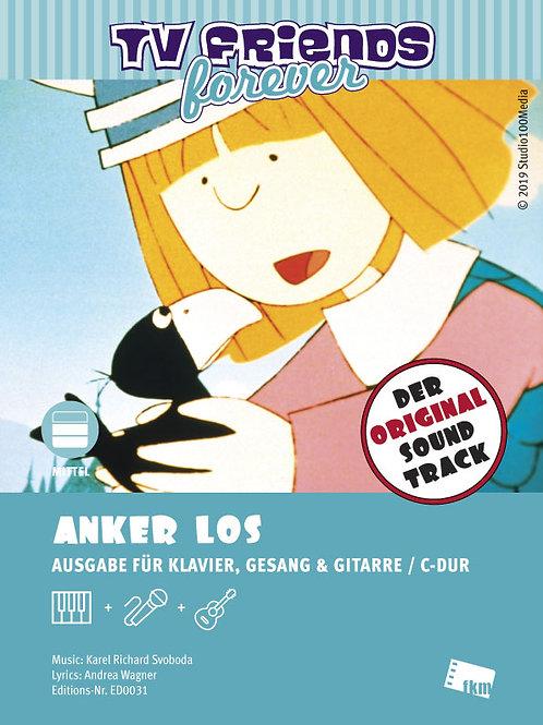 Anker los - Sheet Music