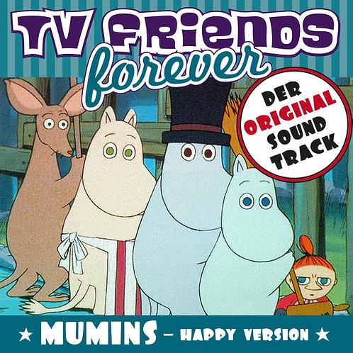 tvff018 Die Mumins (Happy Version) - Original Soundtrack