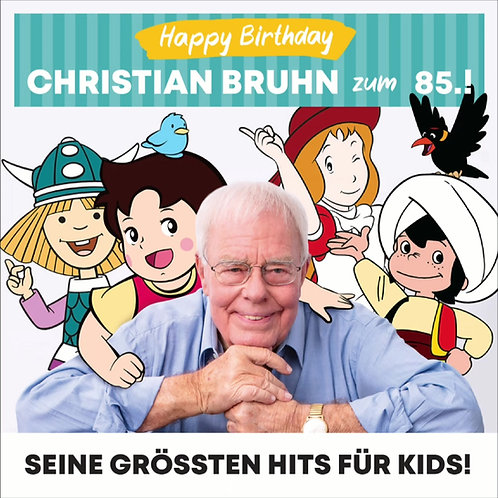 tvff031 Happy Birthday Christian Bruhn