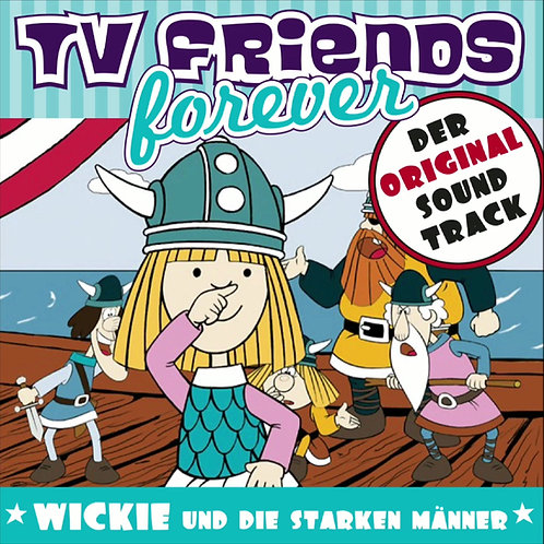 tvff010 Wickie und die starken Männer - Original Soundtrack