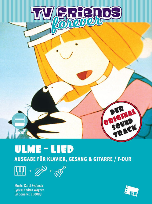 Ulme-Lied - Sheet Music - Piano, Vocal, Guitar