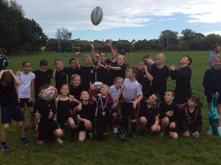 Conifers - Tag Rugby Festival