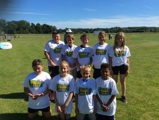 Year 5 Kwik Criket Team County Tournament