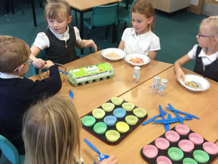 Year 1 Baking Club - Fairy Cakes