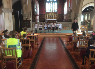 Year 1 RE Learning - Church Visit