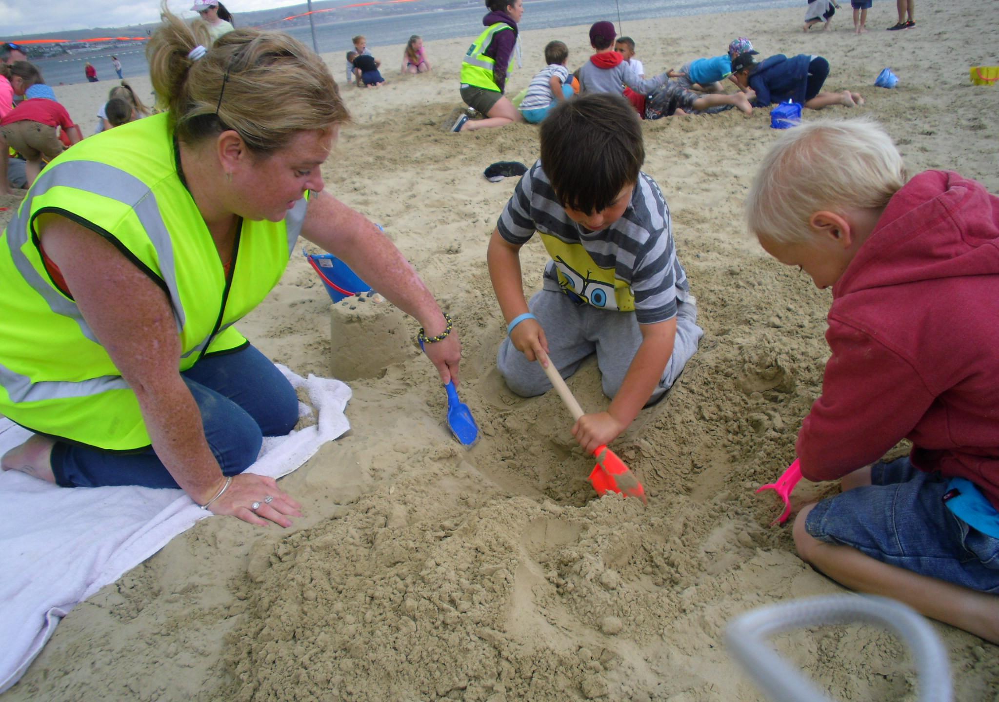 Conifers School Yr2 Beach Trip
