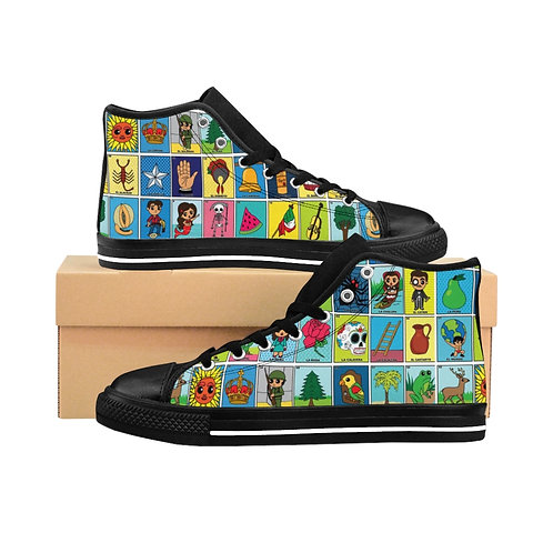 Loteria Women's High-top Sneakers