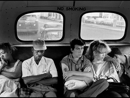 SURVEY - Bruce Davidson, by Thomas Werner
