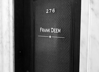 Wood Co. Delegate Frank Deem
