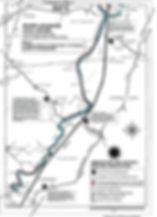 River Map B of river Loughor