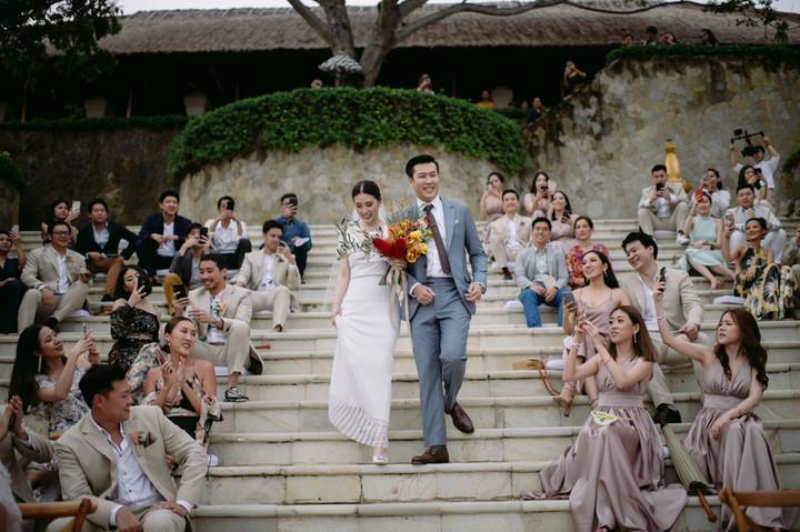 Hong + Cin Bali wedding