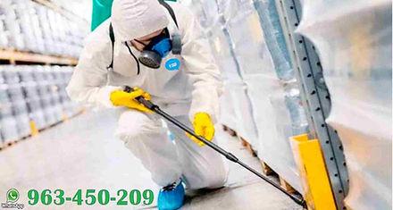 Servicio de Desinfección en Lima