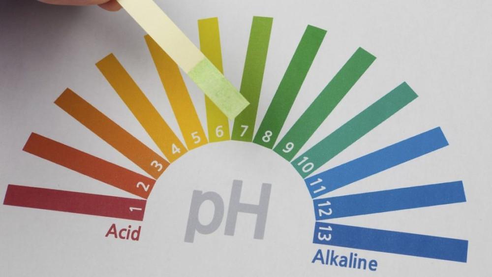 El PH en los productos de limpieza