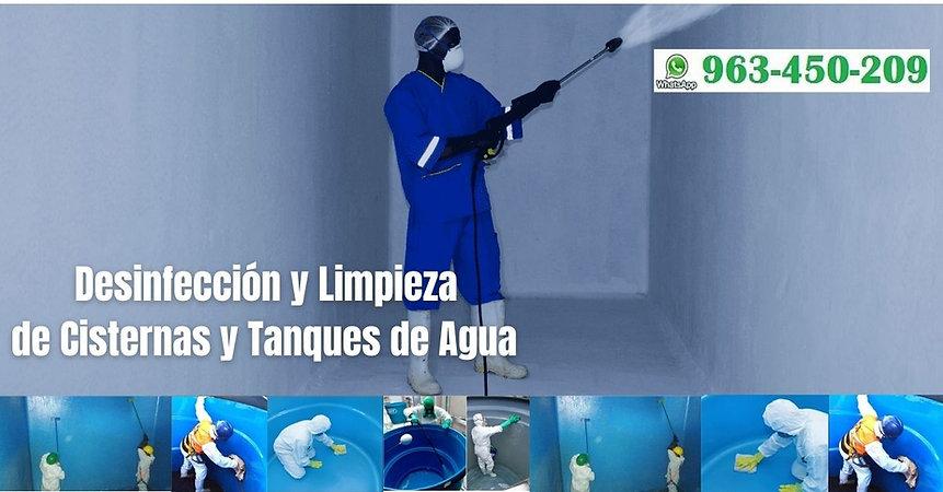Limpieza de Tanques de Agua en Lima