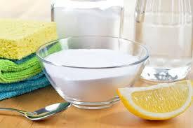 Los productos caseros básicos para la limpieza
