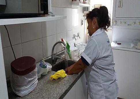 Limpieza de casas departamentos oficinas