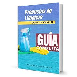 Manual de Productos de Limpieza
