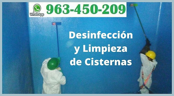 Limpieza de Tanques de Agua y Cisternas en Lima