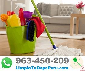 Servicio de Limpieza Airbnb - Mantenimiento y Limpieza