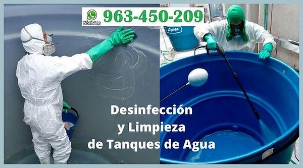 Limpieza de Tanques Elevados de Agua en Lima Perú