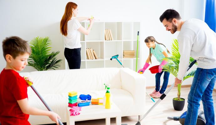 ¿Cómo limpiar mi casa en tiempos de Coronavirus Covid-19?