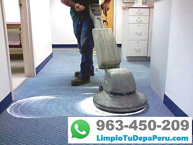 Lavado de Alfomfras Lima
