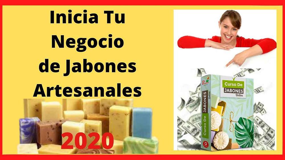 Como Hacer un Negocio de Jabones 2020