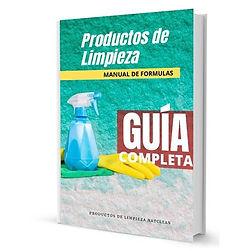 Manual de Productos de Limpieza Lima