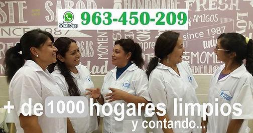 Servicios de Limpieza en Chiclayo Colaboradoras de LimpoTuDepaPeru