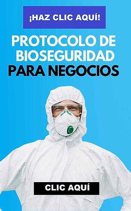 Protocolo de Bioseguridad para Negocios