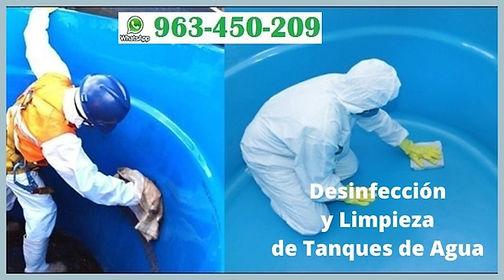 Limpieza de Tanques de Agua en Lima Perú