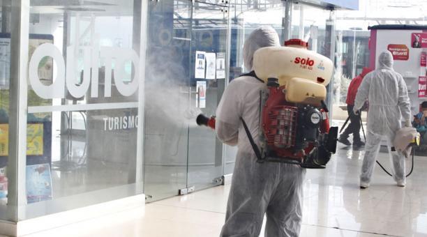 ¿Cómo sacar un Certificado de Fumigación en Perú?